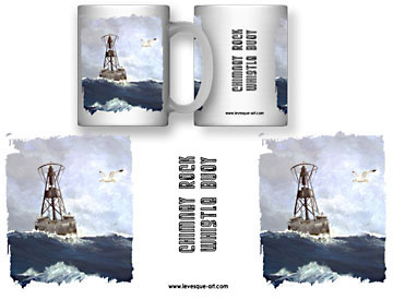 Whistle Buoy Mug